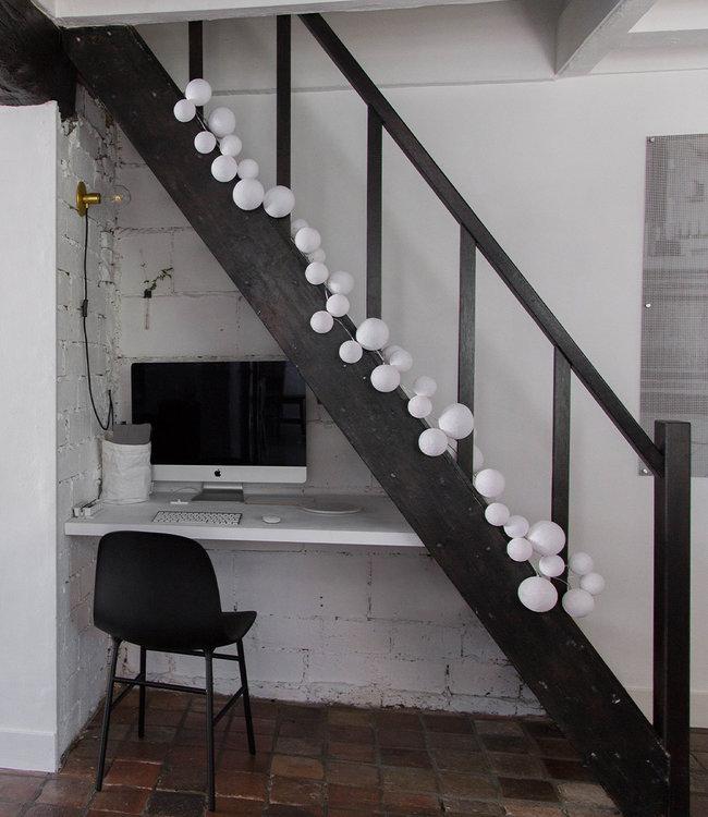 Inspiration | Workplace | Premium Pure Whites String Light