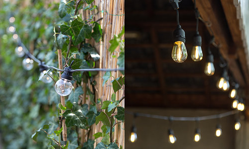 All Patio String Lights