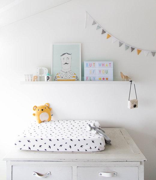 Inspiratie | Kinderkamer | Mint Lightbox A4