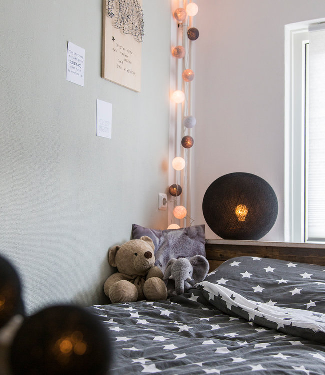Inspiration   Kids Room   Mix & Match String Light