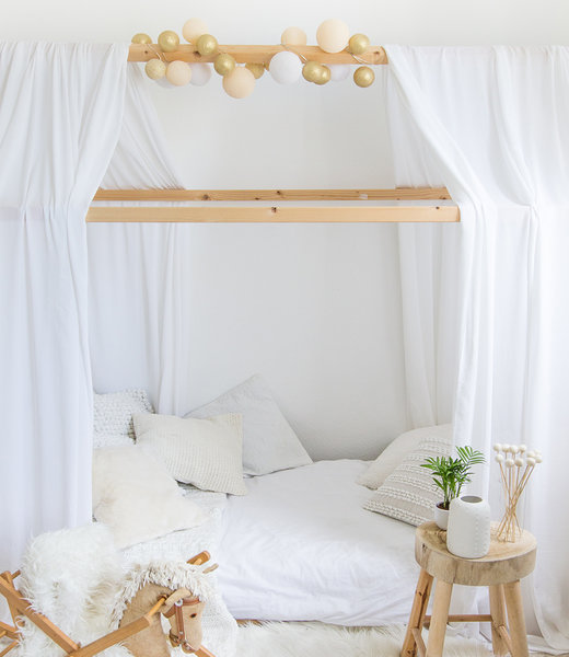 Inspiration | Kids Room | Premium Touch of Gold String Light