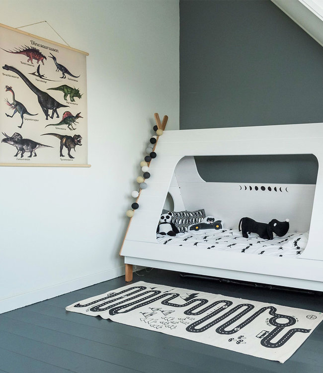 Inspiration | Kids Room | Regular Sand Grey String Light