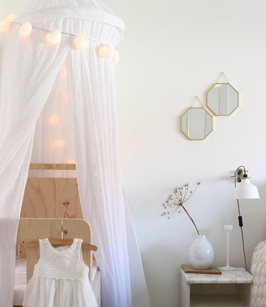 Inspiration | Kids Room | Regular White String Light 2