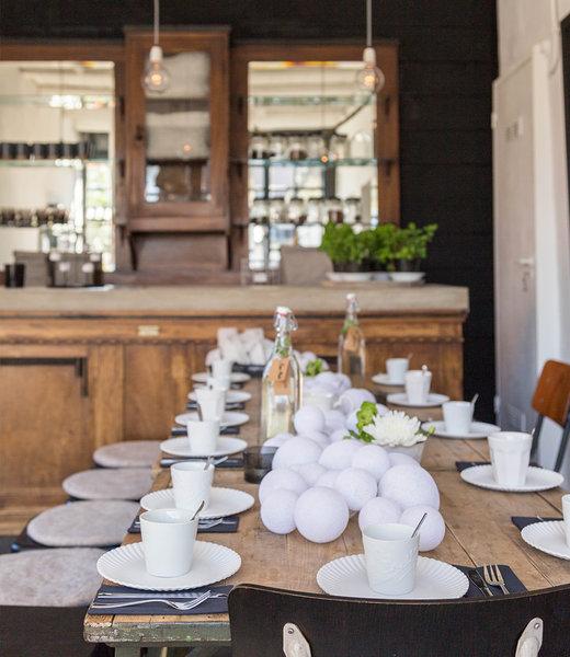 COTTON BALL LIGHTS Inspiration | Küche | Premium Pure Whites 2
