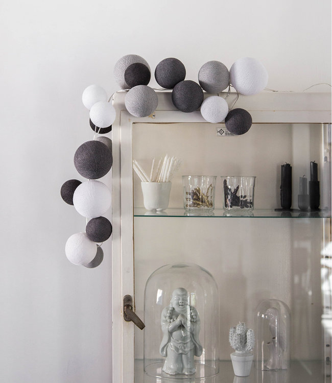 COTTON BALL LIGHTS Inspiratie | Keuken | Premium Strong Greys