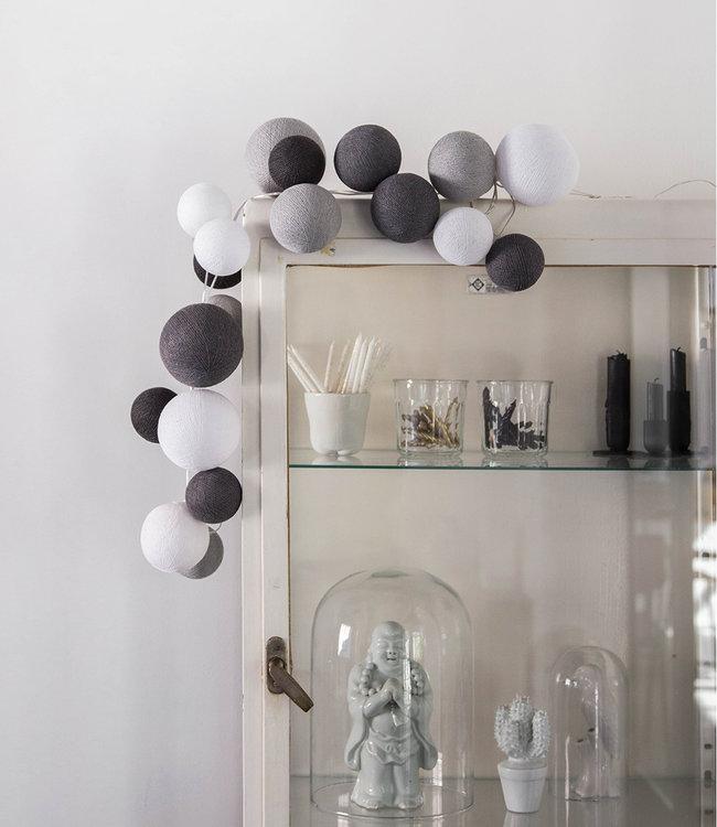COTTON BALL LIGHTS Inspiration | Kitchen | Premium Strong Greys