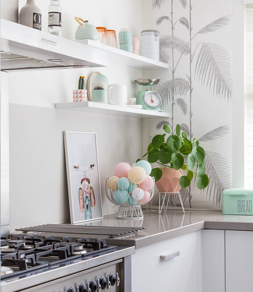 COTTON BALL LIGHTS Inspiration | Kitchen | Premium Lovely Sweets 2