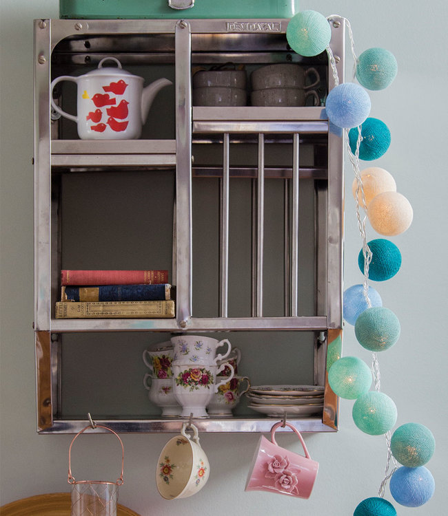 COTTON BALL LIGHTS Inspiratie | Keuken | Mix & Match Lichtslinger 2