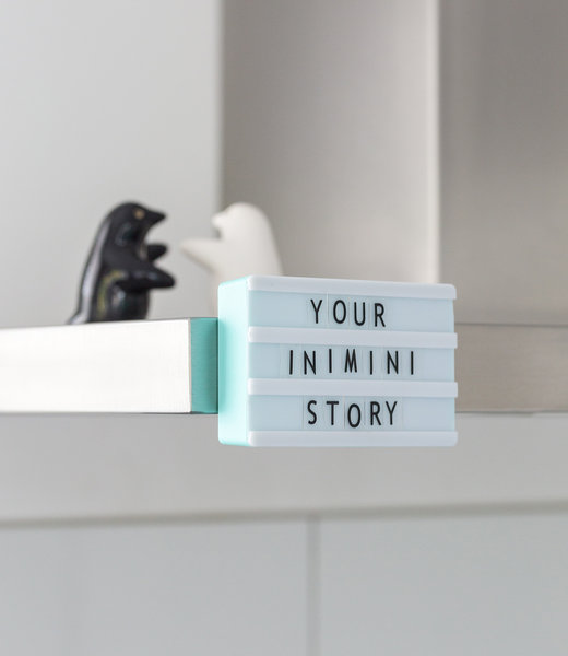 LEDR Inspiration | Kitchen | A7 Lightbox Mint
