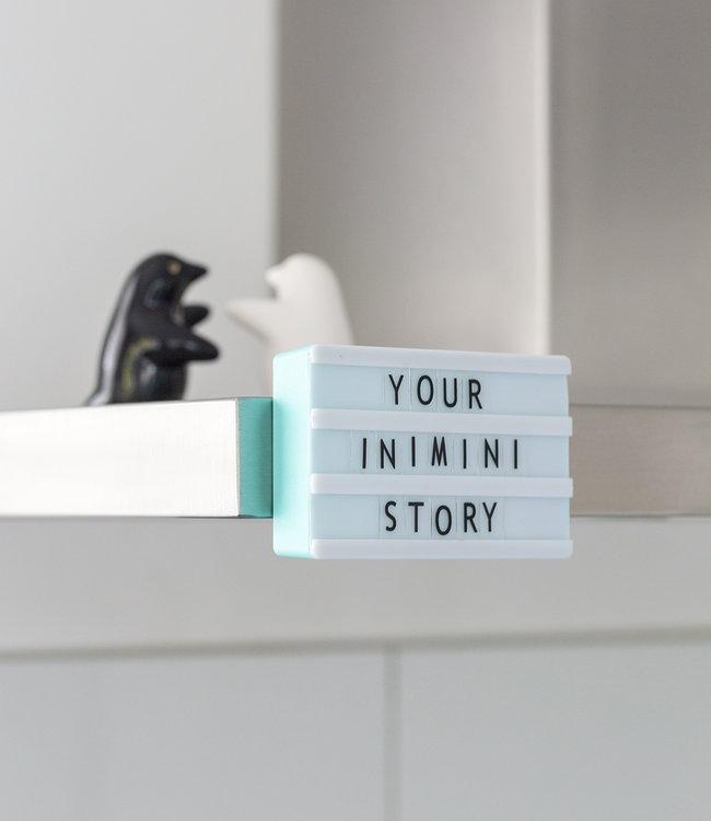 LEDR Inspiration | Küche | A7 Lightbox Mint