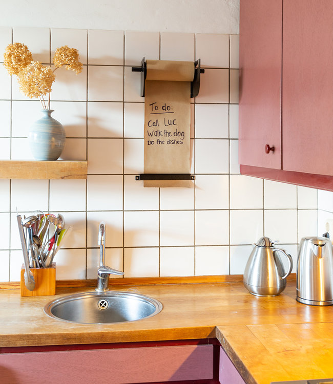 LEDR Inspiratie   Keuken   Kraft Paper Roller M
