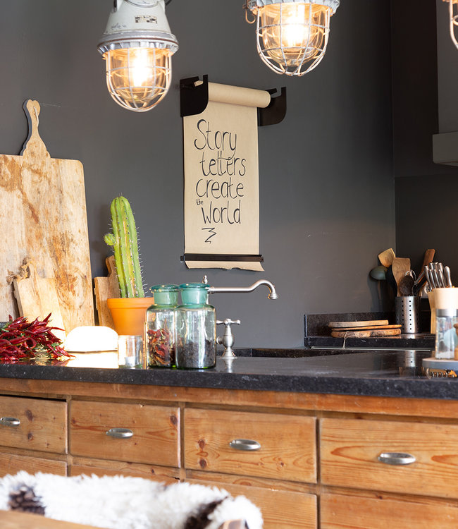 LEDR Inspiratie | Keuken | Kraft Paper Roller L 2