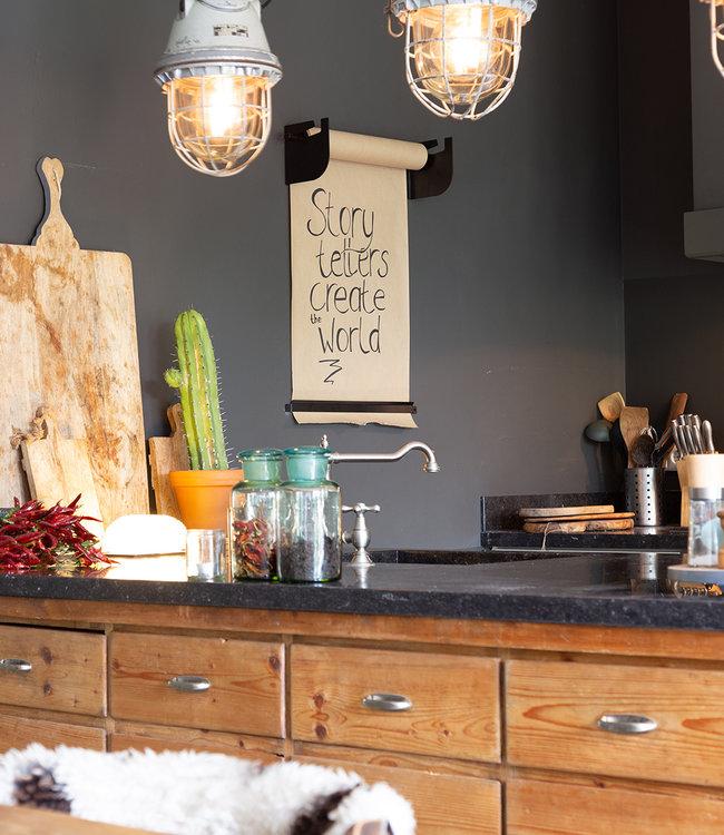 LEDR Inspiration | Küche | Kraft Paper Roller L 2