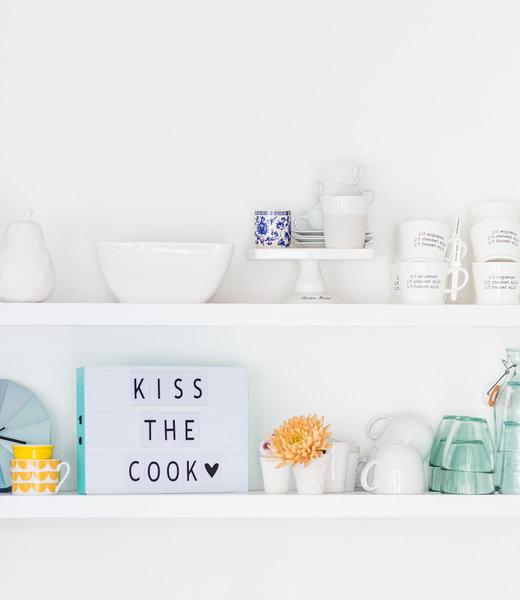 LEDR Inspiration | Kitchen | A4 Lightbox Mint
