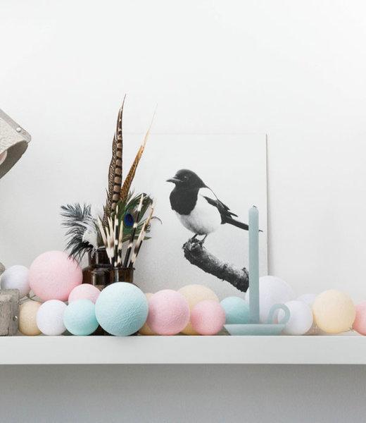 COTTON BALL LIGHTS Inspiration | Wohnzimmer | Premium Lovely Sweets 2