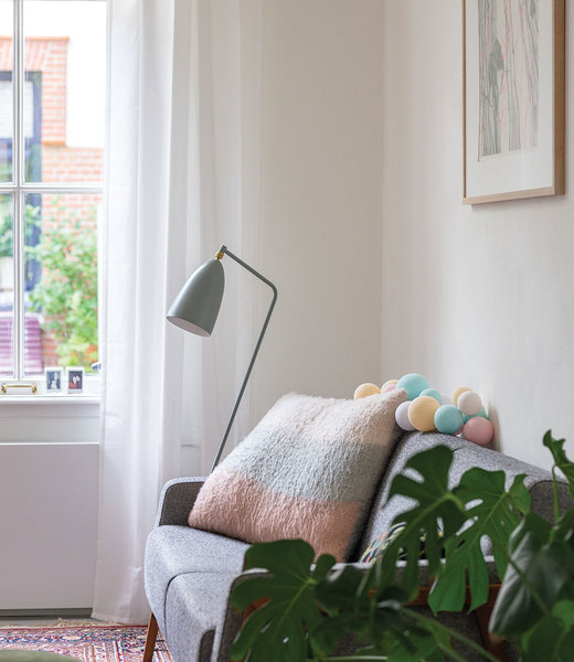 COTTON BALL LIGHTS Inspiration | Living Room | Premium Lovely Sweets