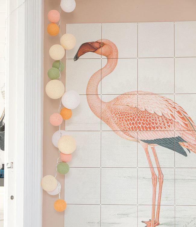COTTON BALL LIGHTS Inspiration | Living Room | Premium Light Blossom