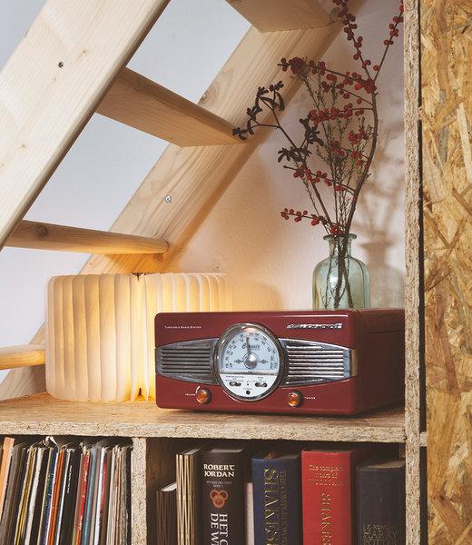 LEDR Inspiratie | Woonkamer | Book Lamp