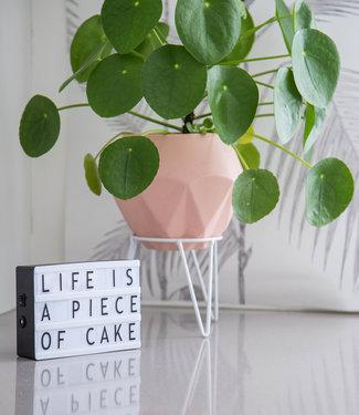 LEDR Inspiration | Living Room | A6 Lightbox Black