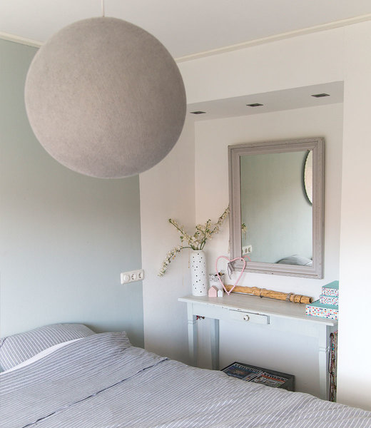 COTTON BALL LIGHTS Inspiratie | Slaapkamer | Stone Hanglamp