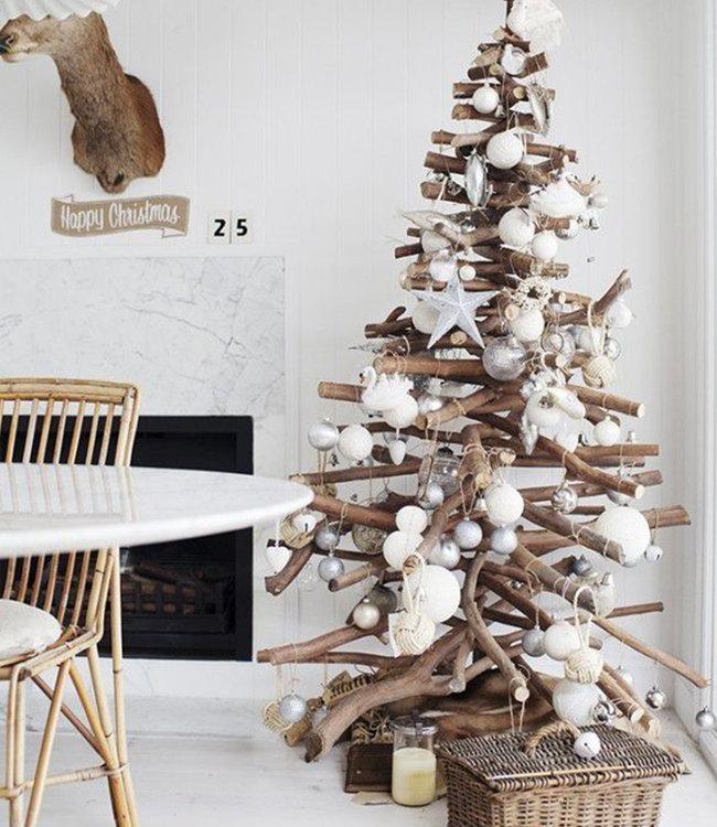 Inspiratie | Feest | Christmas Cotton Balls White