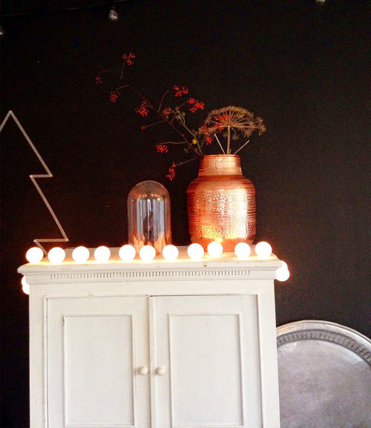 COTTON BALL LIGHTS Inspiratie | Feest | Regular Lichtslinger White