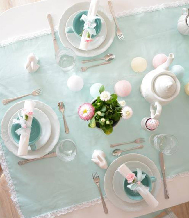 COTTON BALL LIGHTS Inspiratie | Feest | Regular Lichtslinger Pastel