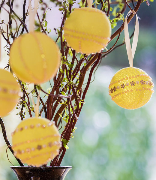 Inspiration | Party | Easter Yellow
