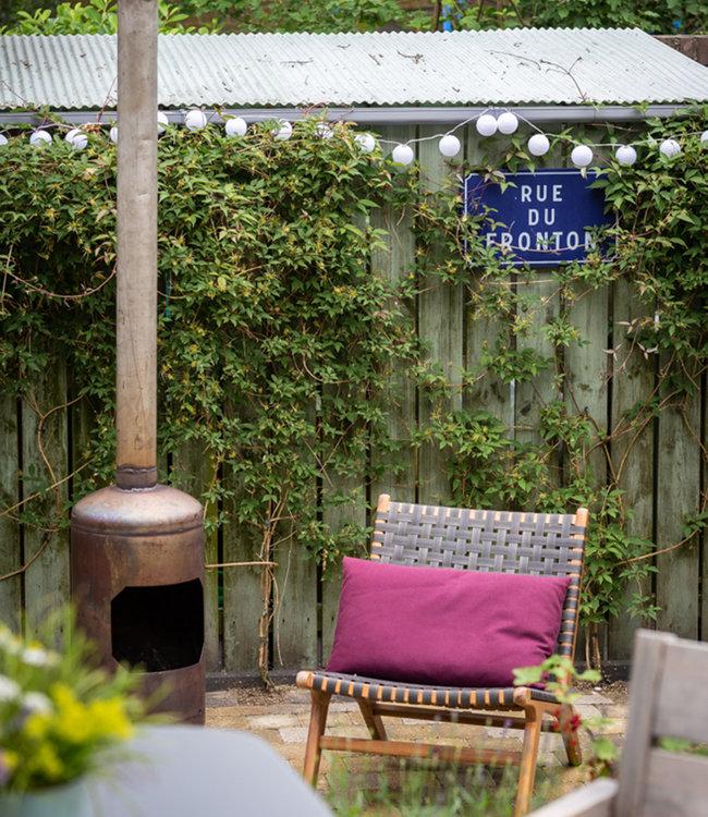 LUBANIDA Inspiration | Garten | Outdoor Cottonball String Light Blanco 5
