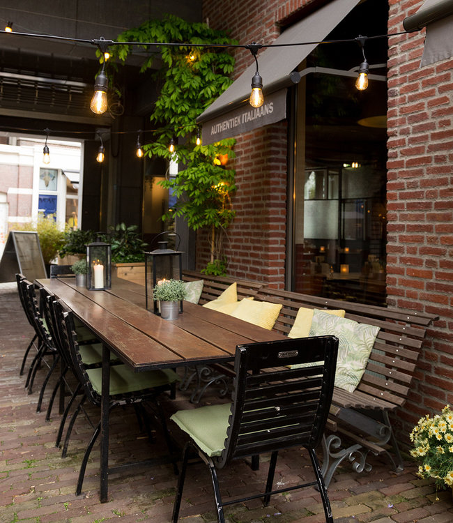 COTTON BALL LIGHTS Inspiration | Garten | Outdoor Premium Patio 8