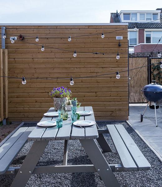 COTTON BALL LIGHTS Inspiration | Garden | Outdoor  Regular Patio String Light