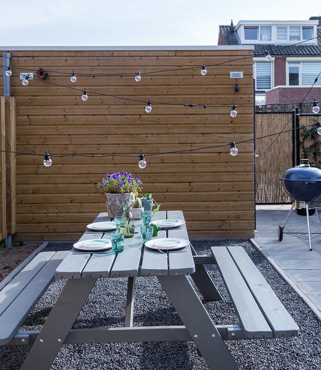 COTTON BALL LIGHTS Inspiration | Garten | Outdoor Regular Patio String Light