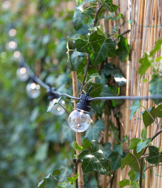 COTTON BALL LIGHTS Inspiration | Garden | Outdoor  Regular Patio 3
