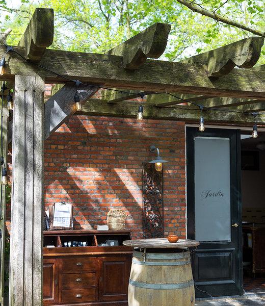 COTTON BALL LIGHTS Inspiration | Garden | Outdoor Premium Patio 2