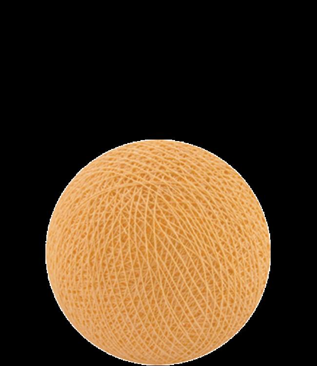 COTTON BALL LIGHTS Indoor Soft Orange