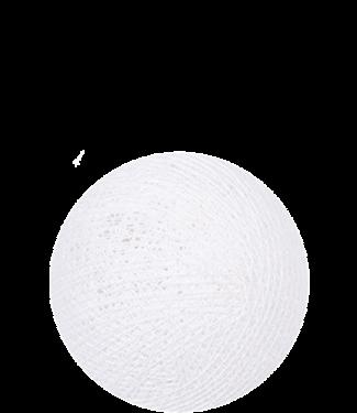 COTTON BALL LIGHTS Indoor White
