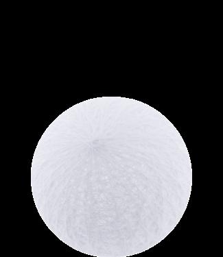 COTTON BALL LIGHTS White
