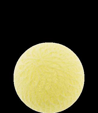 COTTON BALL LIGHTS Outdoor Soft Yellow