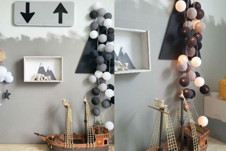 Love for Cotton Balls with Rowena of House-Proud Interior