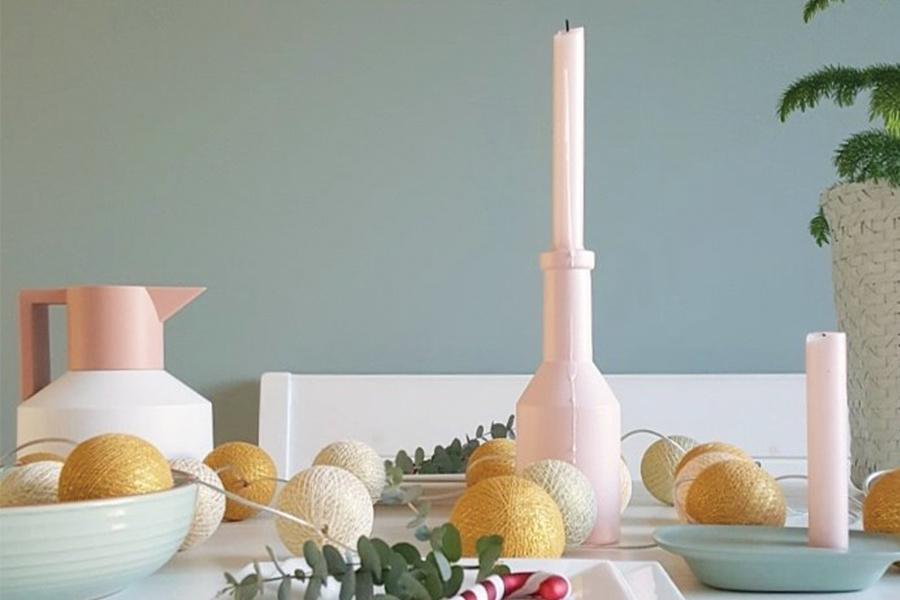 Kerst Tafel Inspiratie met Interior & lifestyle blogger Amanda van @mijnhuisje_