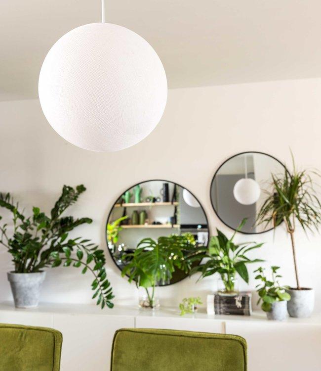 COTTON BALL LIGHTS Hanging Lamp - White
