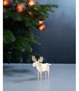 COTTON BALL LIGHTS Inspiratie | Kerst | Regular lichtslinger Black (@b_binnen)