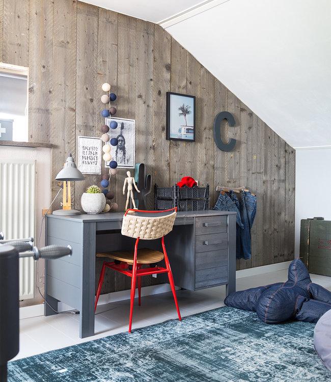 Inspiration | Kids Room | Regular Steel Blue String Light