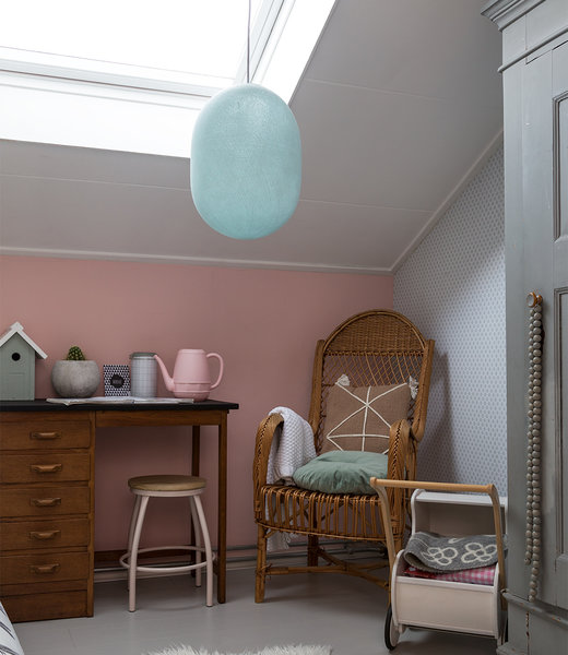 Inspiration | Kids Room | Hanging Lamp Durian Light Aqua