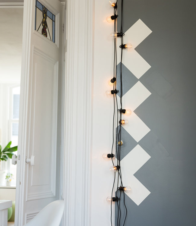 Inspiratie | Woonkamer | Regular Patio String Light