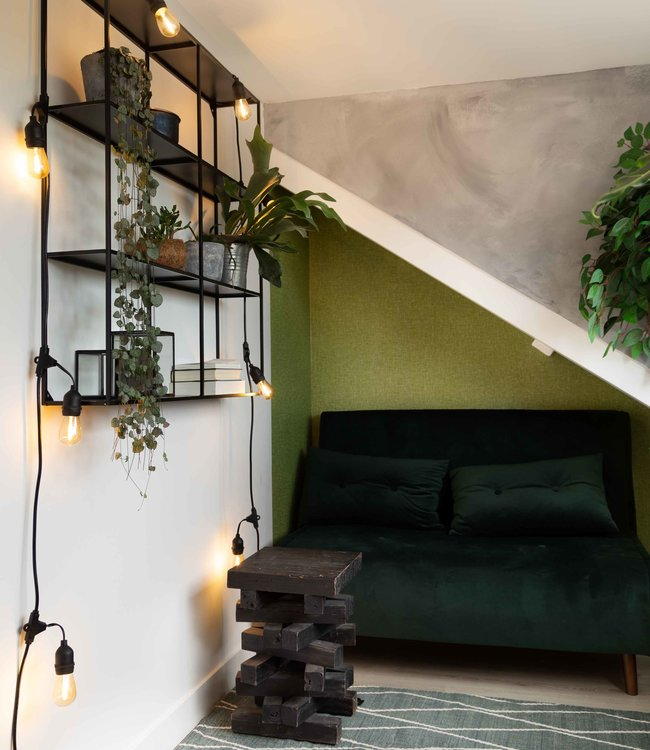 Inspiration | Living Room | Premium Patio String Light