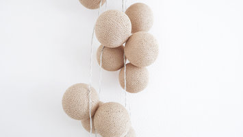 Verliebt in Cotton Ball Lightsmit Blogger @NikyaLiezen