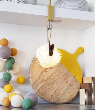 LEDR Hanging Support Book Lamp