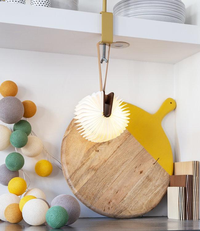 LEDR Ophangsysteem Boek Lamp