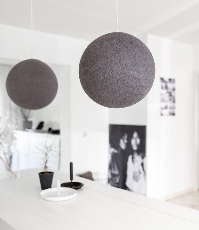 COTTON BALL LIGHTS Hanging Lamp - Mid Grey